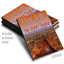 The Ute by john Taylor