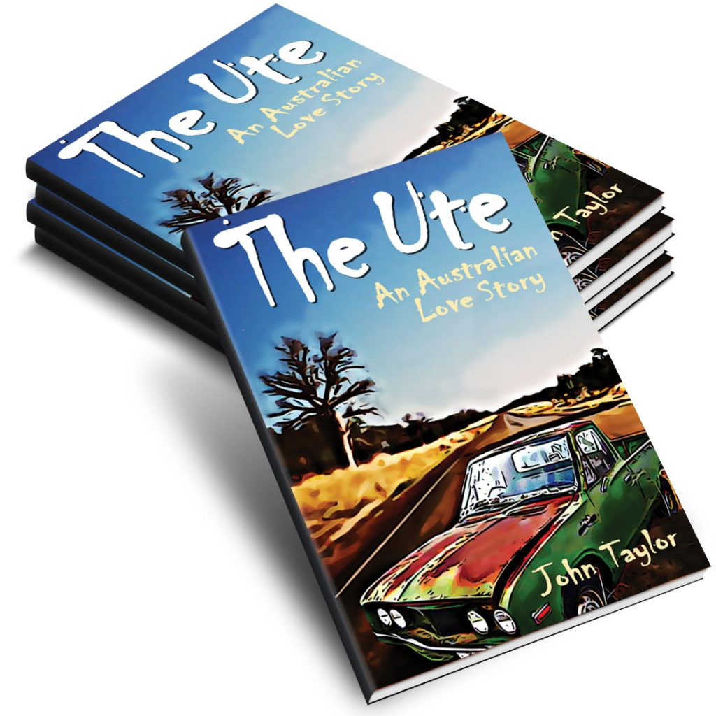 the ute book by john taylor