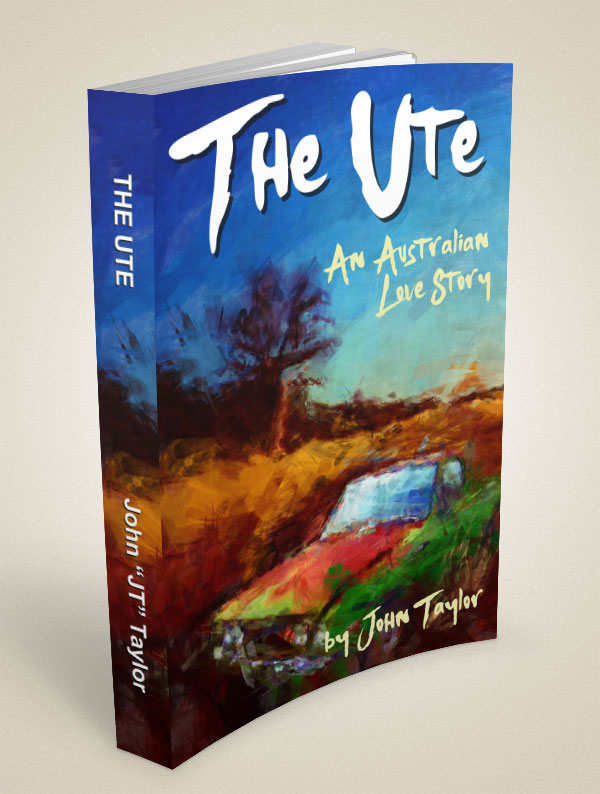 The Ute paperback novel by John Taylor
