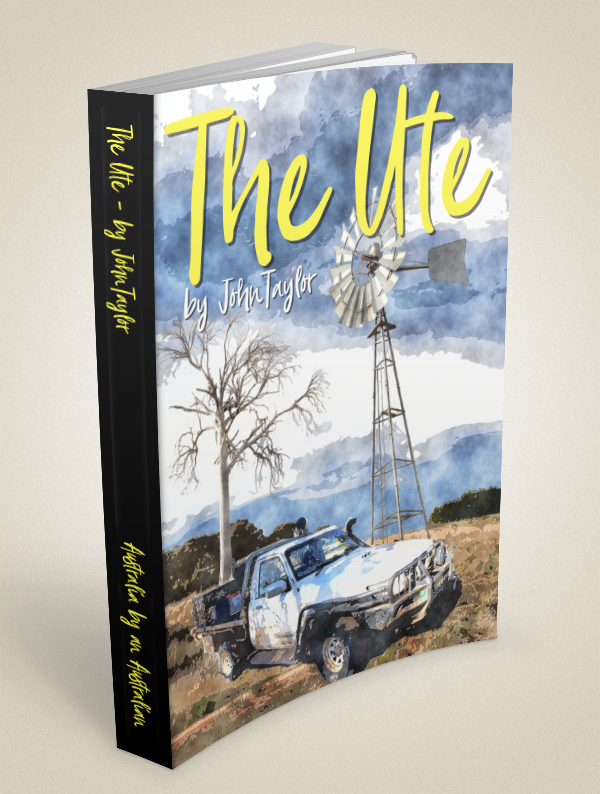 the ute australian novel
